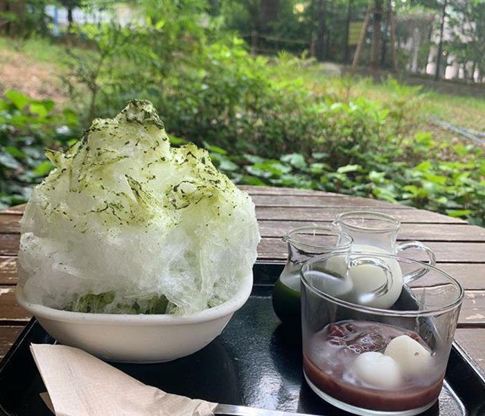 Monkey Cafe Shaved Ice