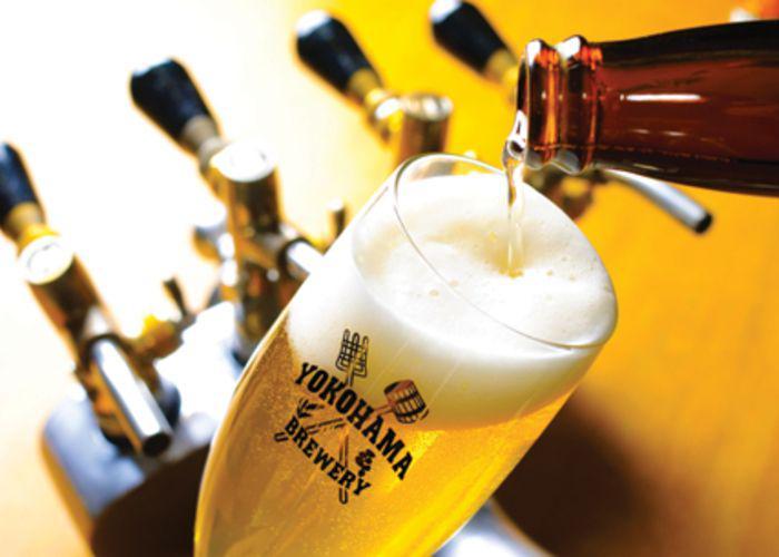 Yokohama Beer